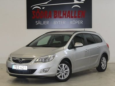 gebraucht Opel Astra Sports Tourer 1.3 CDTI ecoFLEX 95hk
