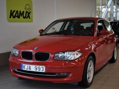begagnad BMW 118 Ny kamkedja SoV Hemleverans