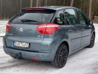 begagnad Citroën C4 Picasso 1,6 -08
