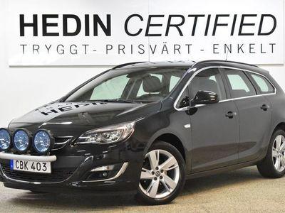 begagnad Opel Astra SPORTS TOURER 1,4T 140hk Manuell 6-vxl