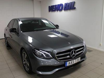 brugt Mercedes E220 Sedan 4-MATIC Navi Drag -18