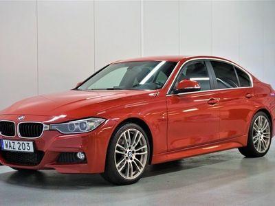begagnad BMW 320 d Sedan | M-Sport | HiFi-ljud | Drag | 184hk