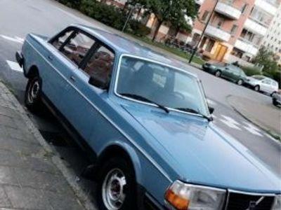 usado Volvo 240 nybes, skattefri -81