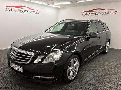 begagnad Mercedes E220 CDI BE BlueEFFICIENCY 5G-Tronic 170hk