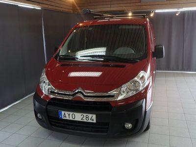 begagnad Citroën Jumpy L2H1 6m3 LÅNG 3-SITS -12