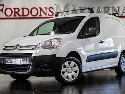 begagnad Citroën Berlingo 1.6 HDI 75HK DRAG REA RACE