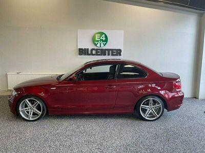 begagnad BMW 120 Coupé d Steptronic Advantage 177hk
