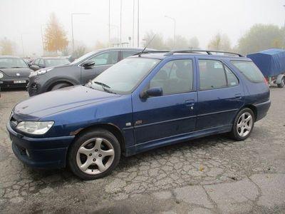 begagnad Peugeot 306 Break 2.0 2001, Kombi 5 900 kr
