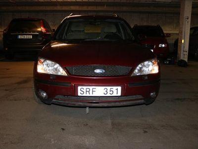 gebraucht Ford Mondeo 2.0 145hk -02
