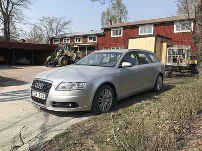 gebraucht Audi A6 3,0 TDi Quattro S-Line SKINN NYBES -06