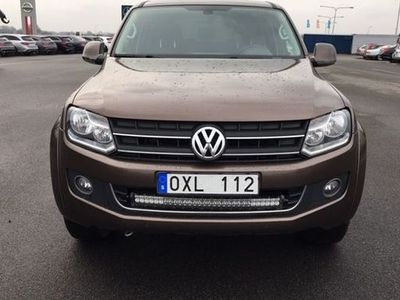 begagnad VW Amarok Highline Plus 2,0 TDi