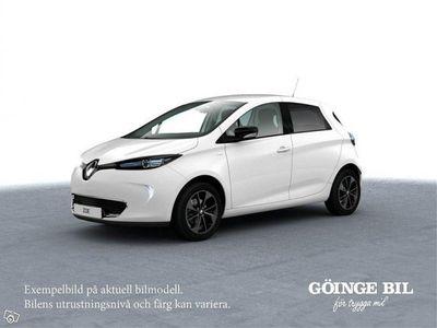 begagnad Renault Zoe 41 kWh Iconic batterihyra -19
