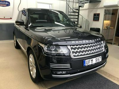 begagnad Land Rover Range Rover