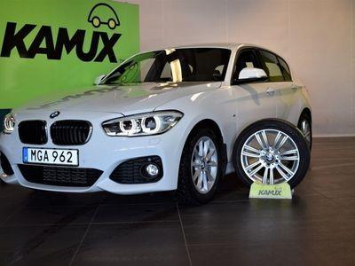 begagnad BMW 118 i M-Sport Shadowline EU6 S&V-Hjul Backkamera