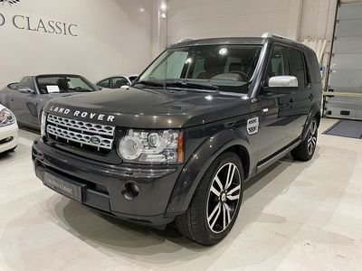 begagnad Land Rover Discovery SDV6 HSE Luxury Edition 7-sits 256hk