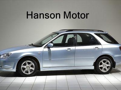 begagnad Subaru Impreza Kombi 2.0 4WD Automat 160hk