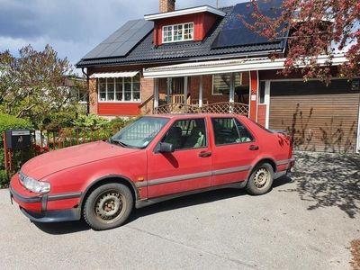 begagnad Saab 9000 CS A50 2.3 turbo med 225 hk