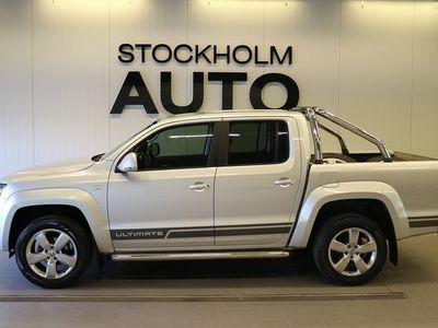 begagnad VW Amarok Ultimate TDI 180 4M / GPS/ Drag
