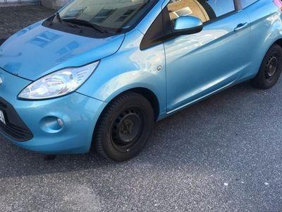 begagnad Ford Ka 1,2