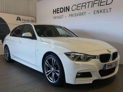 begagnad BMW 318 d Sedan M-Sport //Vinterhjul//