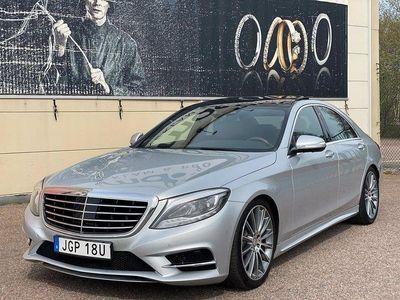begagnad Mercedes S350 d Amg Exclusive*NySkick*