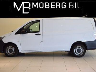 begagnad Mercedes Vito 111 CDI 114hk LÅNG DRAG -15