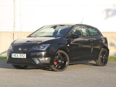 gebraucht Seat Ibiza SC TSI Cupra 192hk -16