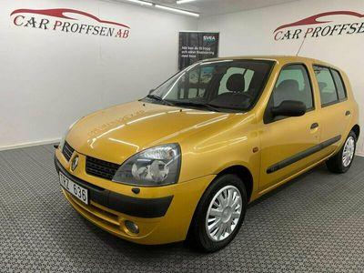 begagnad Renault Clio R.S. Halvkombi 5-dörra 1.2 Expression 75hk