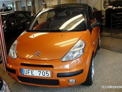 begagnad Citroën C3 Pluriel 1,6i Cab Cab 2003