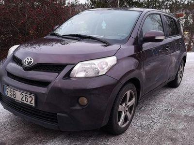 begagnad Toyota Urban Cruiser 1.33, billigt