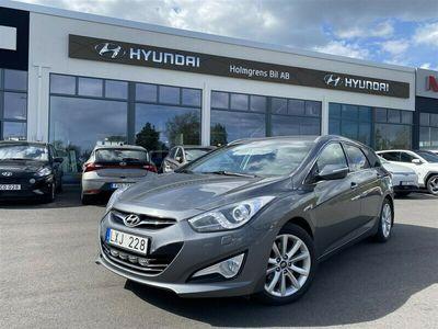 begagnad Hyundai i40 2.0 Bensin Kombi (177hk)