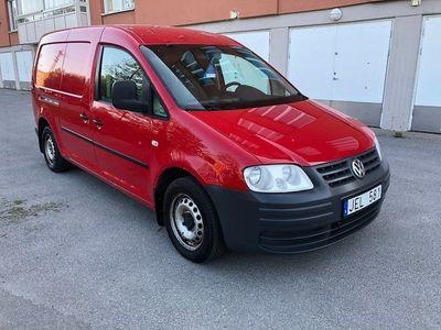 used VW Caddy Maxi 1.9 TDI DSG Sekventiell -09