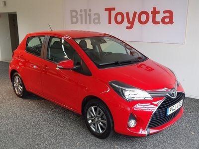 begagnad Toyota Yaris 1.33 Active Automat 5-D