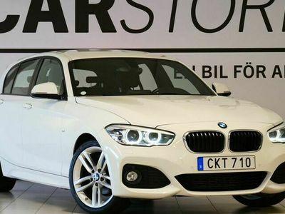 begagnad BMW 118 d M - Sport Steptronic 150HK