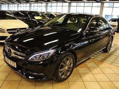 begagnad Mercedes C220 Bluetec Sedan Automat -15