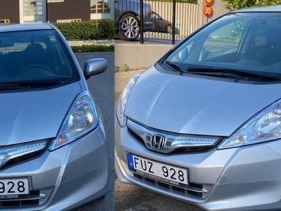 begagnad Honda Jazz 1.3 i-DSI i-VTEC