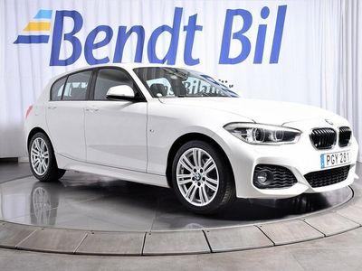begagnad BMW 118 i M Sport/ 624:- Skatt /2.95% Ränta