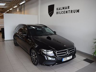 begagnad Mercedes E220 d 9G-Tronic Euro 6 194hk Drag,