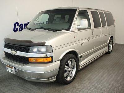 begagnad Chevrolet Express VAN Limited SE V8 194HK Aut 7-Sits