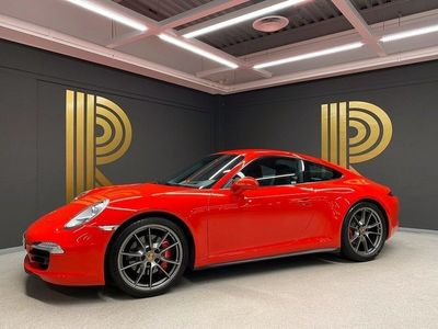 begagnad Porsche 911 Carrera 4S 991 / PDK / Sport Chrono (400hk) SV-såld