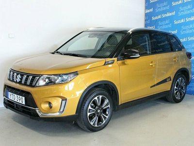 begagnad Suzuki Vitara 1.4T AllGrip 4x4 Aut Inclusive Biogas