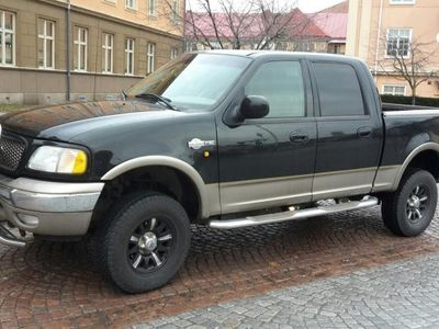 gebraucht Ford F-150 king ranch pick up -03
