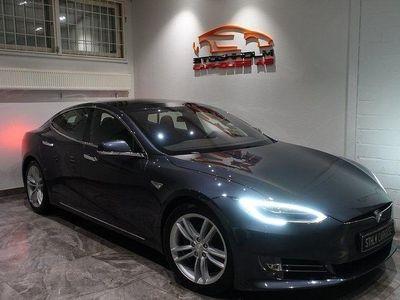 begagnad Tesla Model S 90D AWD MOMS/LEASING