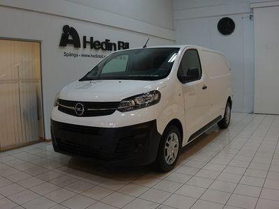 begagnad Opel Vivaro 2.0 DRAGKROK MOTORVÄRMARE 2020, Transportbil 249 750 kr