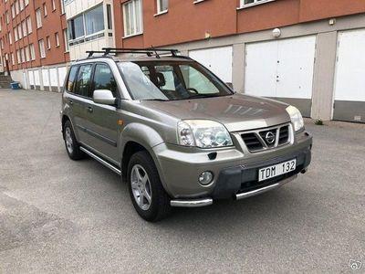 brugt Nissan X-Trail lågamil 2.0 4x4 140hk