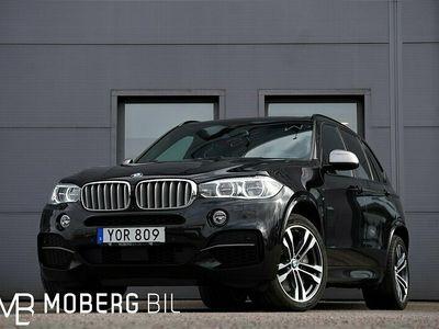 begagnad BMW X5 M50d 381hk M Sport Pano Navi HUD H/K