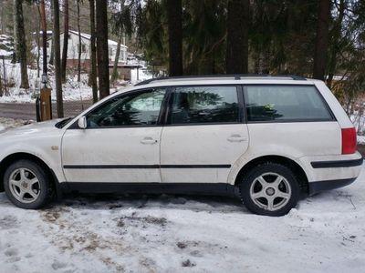 begagnad VW Passat var vr5 syncro -99