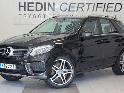 begagnad Mercedes GLE350 D Aut //Comand//AMG//Drag//