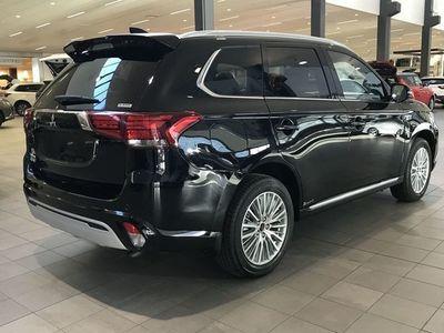 begagnad Mitsubishi Outlander P-HEV BUSINESS X 2,4 4WD