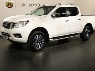 used Nissan Navara NP300Double Cab 2.3 dCi Tekna AT /190hk